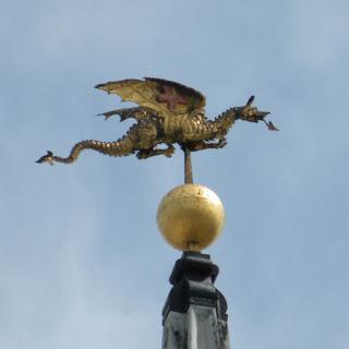 046 London St Mary le Bow Dragon