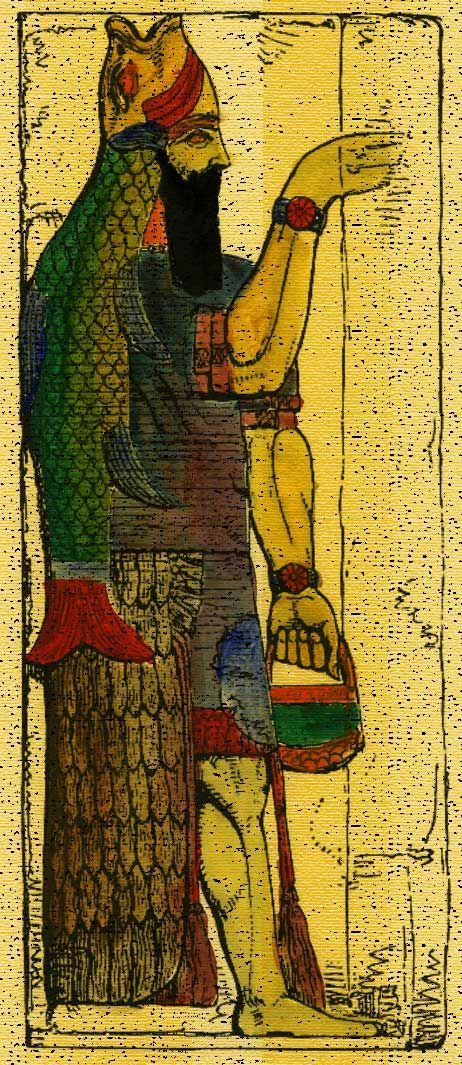 9ae052ce1c8c65086817813eef12d333--dagon-ancient-mesopotamia